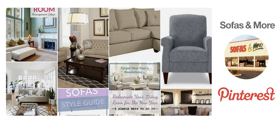 Sofas and More Pinterest Living Rooms