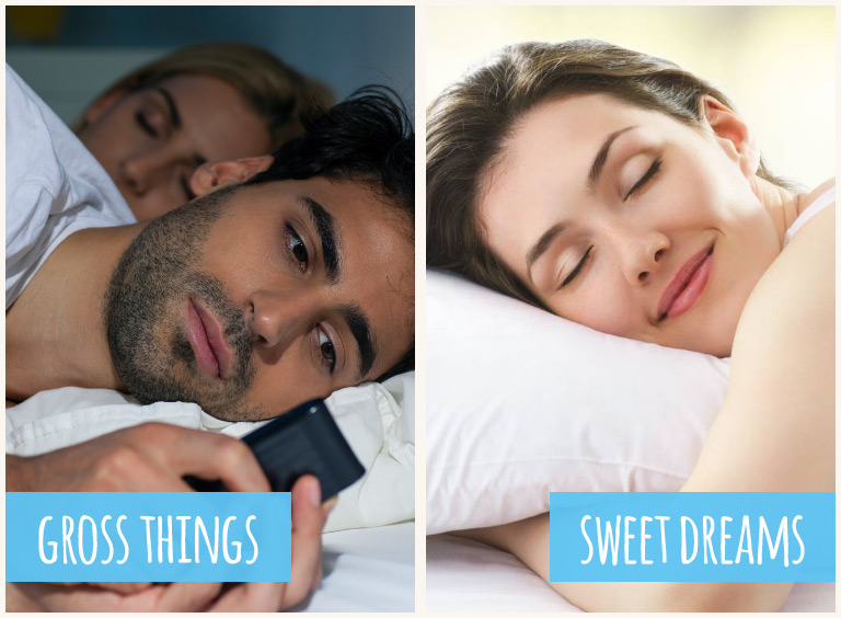 bedroom decorating tips no phone in bed