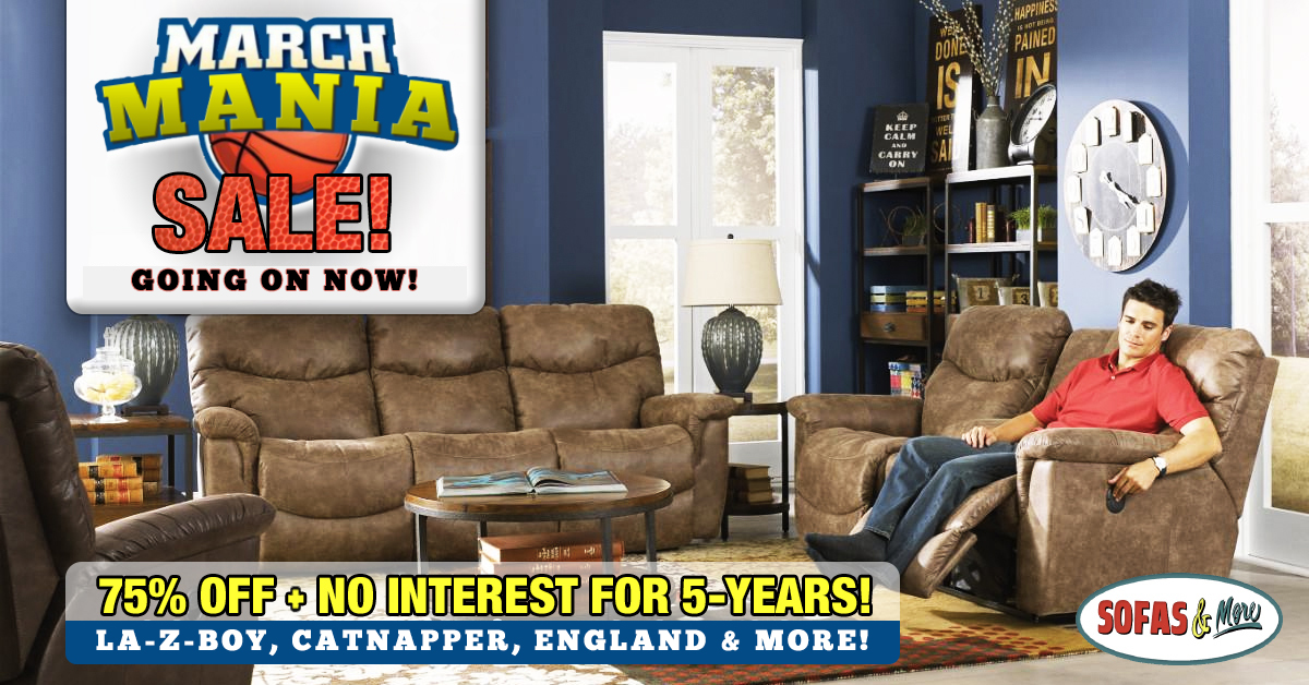 Attractive Spring Furniture Sale March Mania Sofas U0026 More