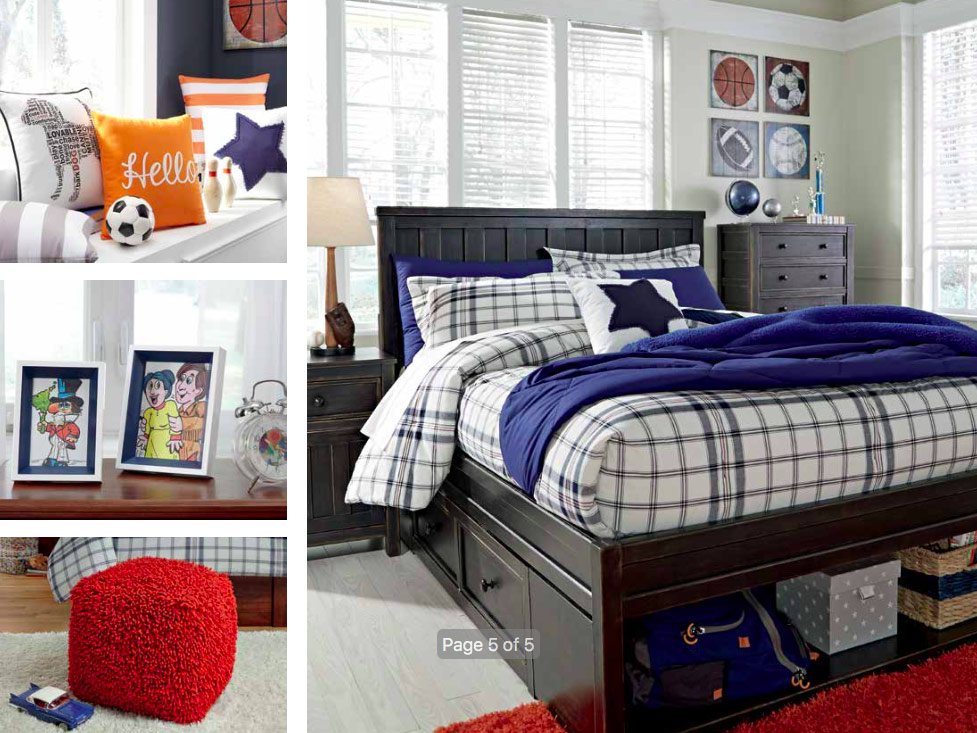 boys room kids room furniture