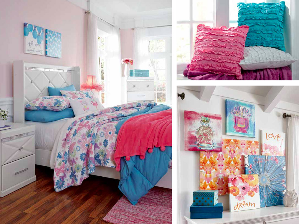 pastel kids room furniture