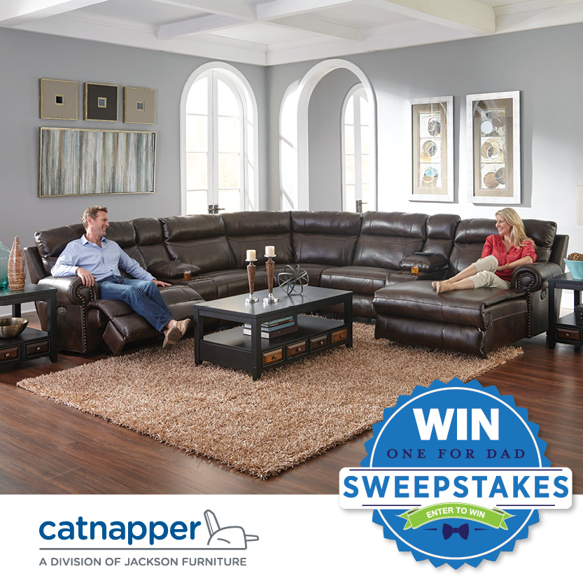 Win A Living Room Makeover Contest