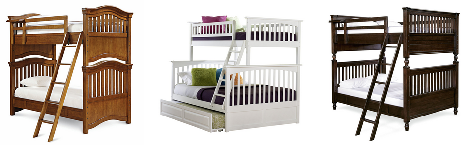 bunk bed sizes Sofas & More Knoxville