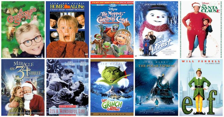 Christmas Movies Guide