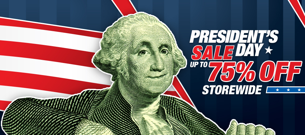 Sofas & More President's Day Furniture Sale